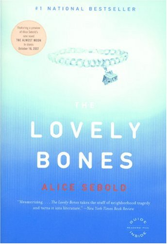 """Lovely Bones"" by Alice Sebold"