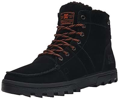 Amazon.com: DC Men's Woodland Snow Boot: Shoes