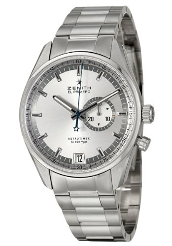 Zenith El Primero Retrotimer Men's Automatic Watch 03-2030-4055-01M2040