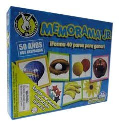 Memorama Jr. Memory Games