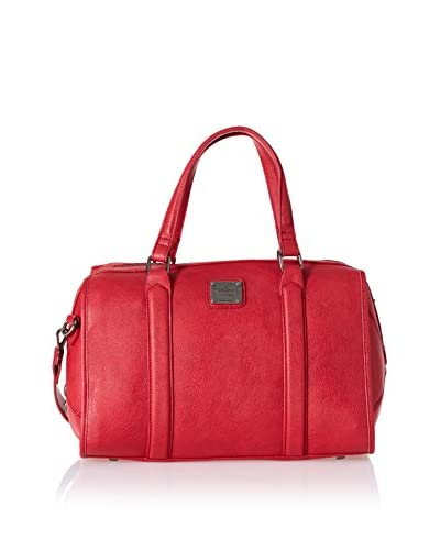 Pepe Jeans London Borsa A Mano Bauhouse Bags Rosso