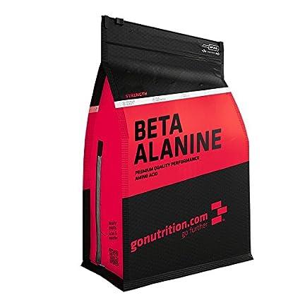 GoNutrition Beta-Alanin Aminosäure und Milchsäurepuffer - 1kg
