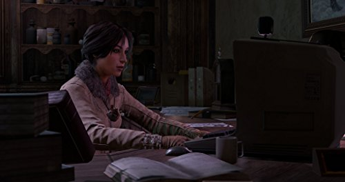Syberia 3 Box with Download Code screenshot