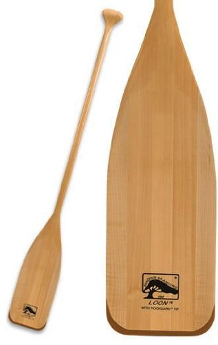 Bending Branches Loon Canoe Paddle