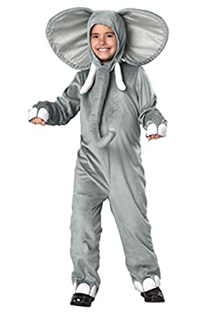 Big Boys' Child Elephant Costume