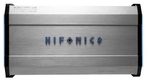 Hifonics Brx1600.1D Brutus Vehicle Mono Subwoofer Amplifier