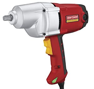 Craftsman 9-27299 Professional 7.5 Amp Corded 1/2-Inch Impact Wrench