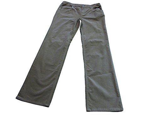 Jones New York Sport Ladies Size 18 Stretch 5-Pocket Cordaroy Pants Cappuccino (Jones New York 5 Pocket compare prices)