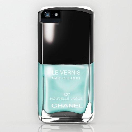 society6(ソサエティシックス)  iPhone5/5sケース CHANEL Nail Polish