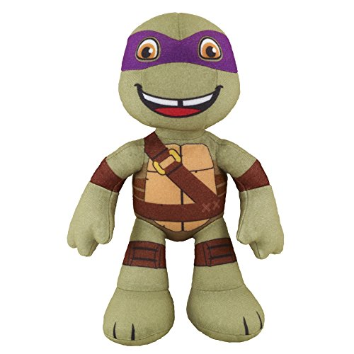 Nickelodeon Teenage Mutant Ninja Turtles, Pre-Cool, Half Shell Heroes, Donatello Plush, 8 Inches - 1