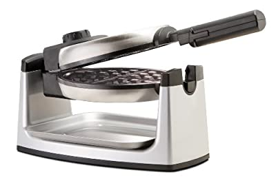 BELLA 13278 Rotating Waffle Maker, Stainless Steel from Bella