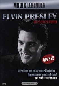 Musik Legenden: Elvis Presley - Die letzten 24 Stunden (DVD + CD)