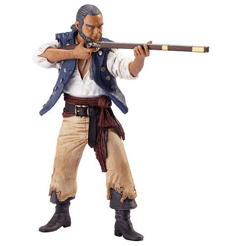 Picture of Jakks Pacific Pirates of the Caribbean On Stranger Tides 6 Inch Series 1 Action Figure Gibbs (B005068JZ2) (Jakks Pacific Action Figures)