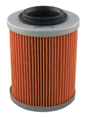 Hiflofiltro HF152 Premium Oil Filter (Can Am Oil Filter compare prices)