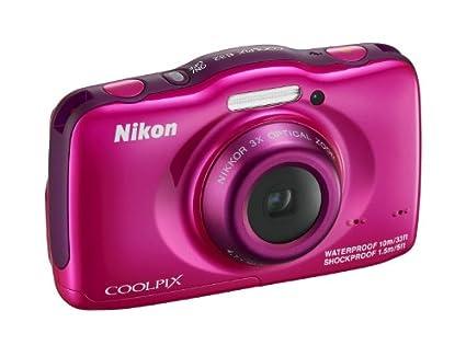 Nikon-Coolpix-S32-Digital-Camera