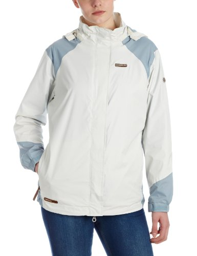 Timberland Women's System Core Jacket White/Blue 32426-151 Medium