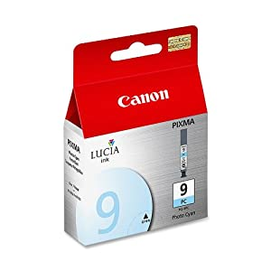 Canon PGI-9 Photo Cyan Ink Tank (1038B002)