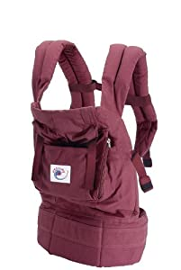 ERGObaby Original Baby Carrier, Cranberry