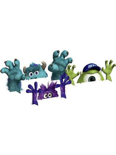 Monsters Inc. Tabletop Decor (3 Count) - 1