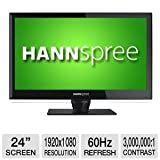 "Hannspree SC24LMUB 24"" 1080p 60Hz LED HDTV"