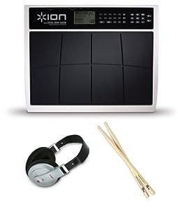 Ion Audio iED04 Desktop Electronic Drum Pad