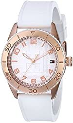 Tommy Hilfiger Women's 1781121 Rose Gold-Plated Watch