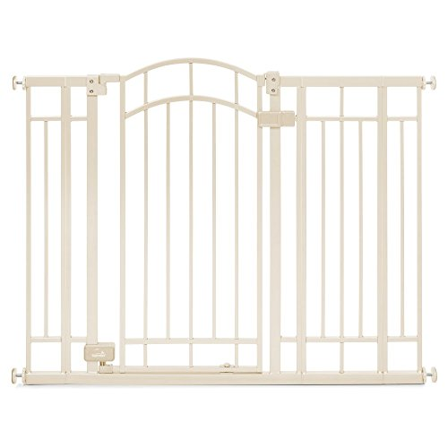 Summer Infant Multi-Use Deco Extra Tall Walk-Thru Gate, Beige (Summer Deco Extra Tall compare prices)