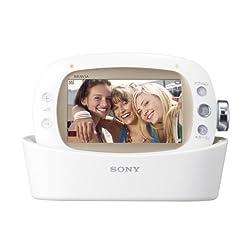 SONY BRAVIA 4型V 防水ワンセグ液晶テレビ AM/FMラジオ対応 2GBメモリー搭載 XDV-W600-WC ホワイト