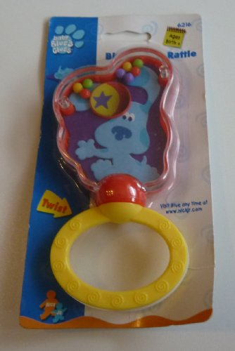 Blues Clues Rattle