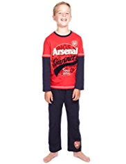 Pure Cotton Arsenal Football Club Pyjamas