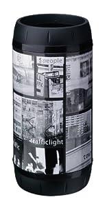 Meliconi portaombrelli lusso city lamiera litografata for Amazon portaombrelli