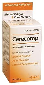 BHI - Cerecomp, 100 tablets