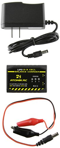 Atomik Rc 0681 2 To 3 Cell Lipo Balance Charger