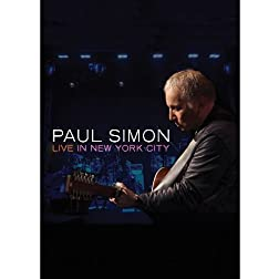 Paul Simon: Live In New York City [Blu-ray]