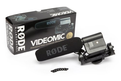 RODE VideoMic Directional On-Camera Microphone