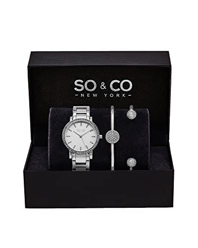 So & Co new York Quarzuhr Woman 34 mm
