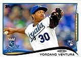 2014 Topps Baseball #265 Yordano Ventura Rookie Card