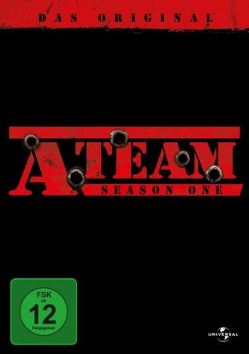 A-Team - Season One [5 DVDs]