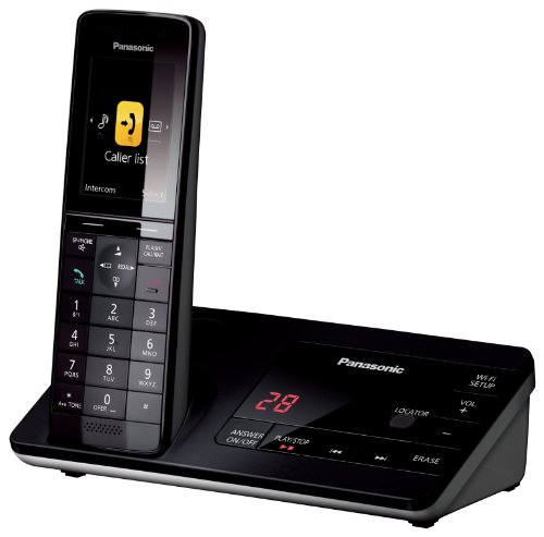 Panasonic KX-PRW130W dect_6.0 1-Handset Landline Telephone
