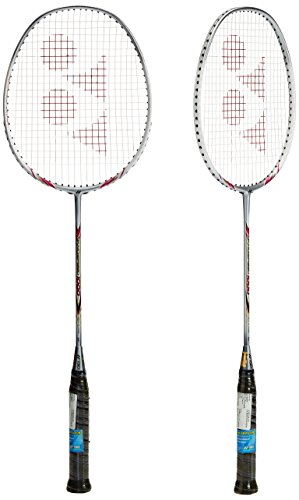 Yonex Armortec 900 Technique Badminton Racquet, 3U G5  (Cool White)