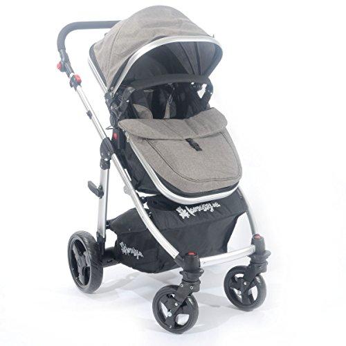 Kinderwagen Babywagen Buggy Kindersportwagen Kombikinderwagen Reisebuggy Rot