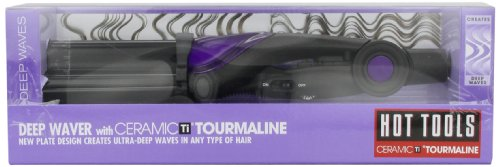 Hot Tools 2179 Deep Waver with Ceramic Tourmaline And Pulse Technology Reviews