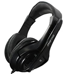 buy Ovleng Q12 3.5 Mm Professional Usb Dynamic Stereo Headphone,Pc Gaming Headphones,Super Bass Headphones Headset Cable 1.8M W/ Mic(Black)
