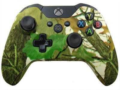 XBOX One Berserker: Hunter Forest Modded Controller