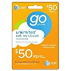 AT&T 50$ ATT Refill Card TOP up (Mail delivery)