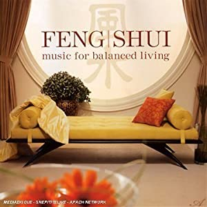 "Cover of ""Feng Shui : Music for Balanced ..."