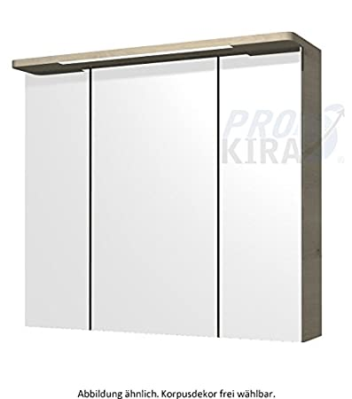 Pelipal Pineo Mirror Cabinet (PN SPS - 05 Bathroom Comfort N 81 CM