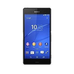 Sony Xperia Z3 UK SIM-Free Smartphone - Black
