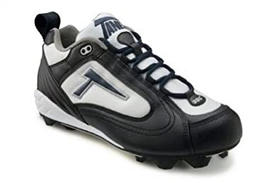 Buy Tanel 360-degree RPM Lite. Low-Cut Turf Shoes. Mens Turf Cleats. Black White Navy. RPMTurf_Low_BWN by Tanel 360