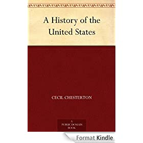 A History of the United States (English Edition)